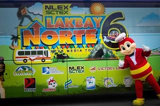 Lakbay Norte 6 and Jollibee