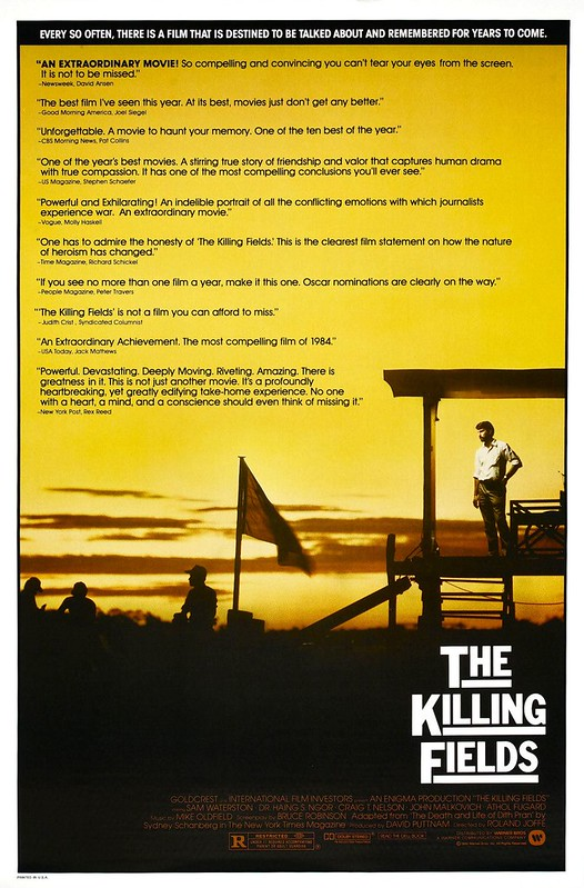 The Killing Fields - Poster 1