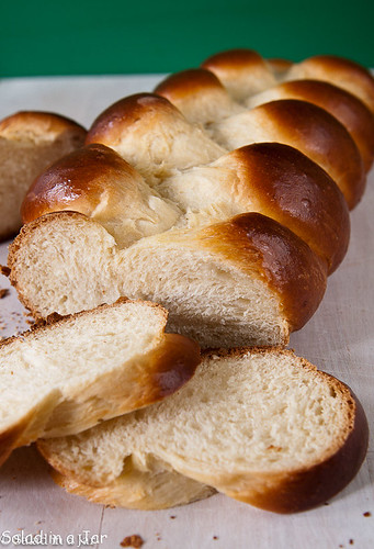 Challah from Your Bread Machine