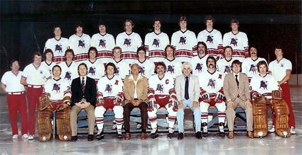 1978-79 Birmingham Bulls team