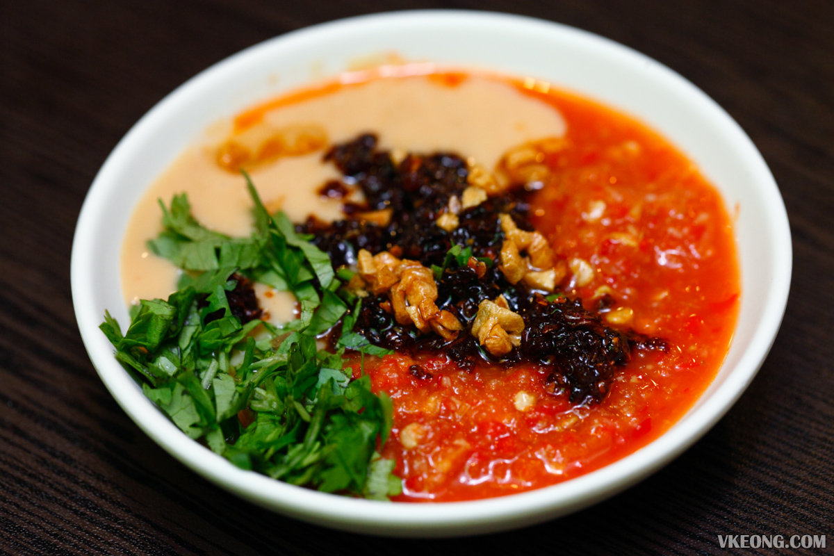 Harbour Steamboat Chili Dipping Sauce