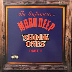 MOBB DEEP:SHOOK ONES PART II(JACKET A)