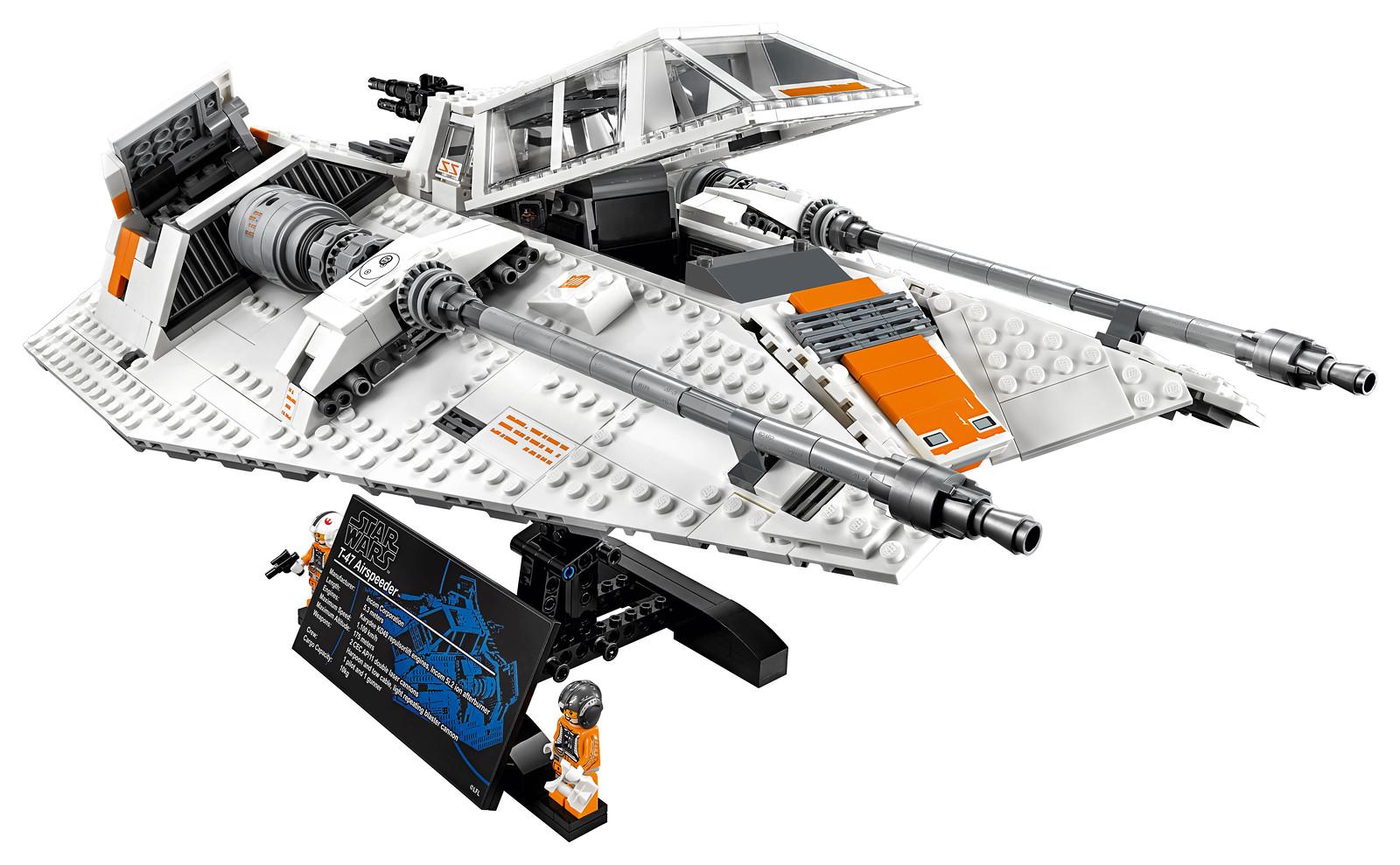 LEGO Star Wars 75144 - UCS Snowspeeder T-47