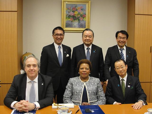 Secretária Executiva visitou Japão