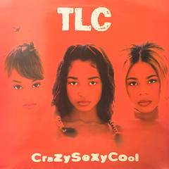 TLC:CRAZYSEXYCOOL(JACKET A)