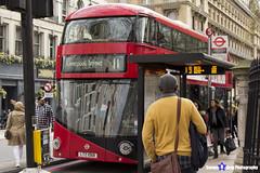 Wrightbus NRM NBFL - LTZ 1068 - LT68 - Liverpool Street 11 - Go Ahead London - London 2017 - Steven Gray - IMG_9568