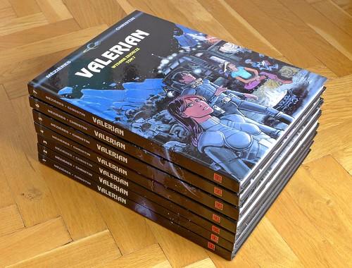 Valerian Wydanie Zbiorcze 01