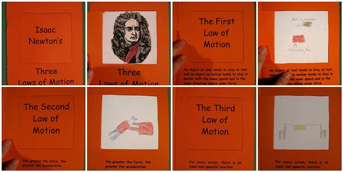 Newton's Laws of Motion Mosaic | by prayingmother
