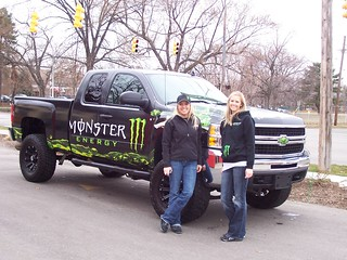 Monster Energy Truck | by motorcityautospa