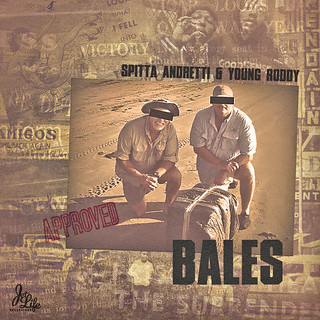 "Album Artwork - Curren$y ""Bales"" 