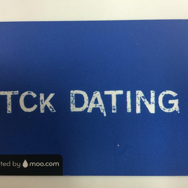 Big Data dating site