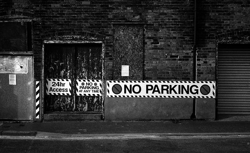 No Parking - Vandalism by Order | by * Daniel *