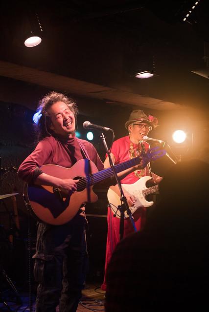 Yoshimitsu Kasuga's 60th birthday live at Manda-La 2, Tokyo, 03 Apr 2017 -00091