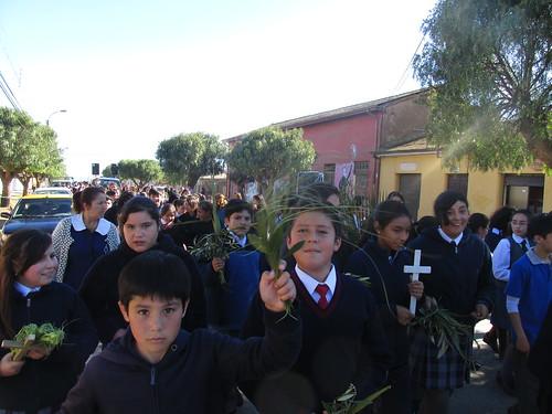 Celebración de Ramos 2017