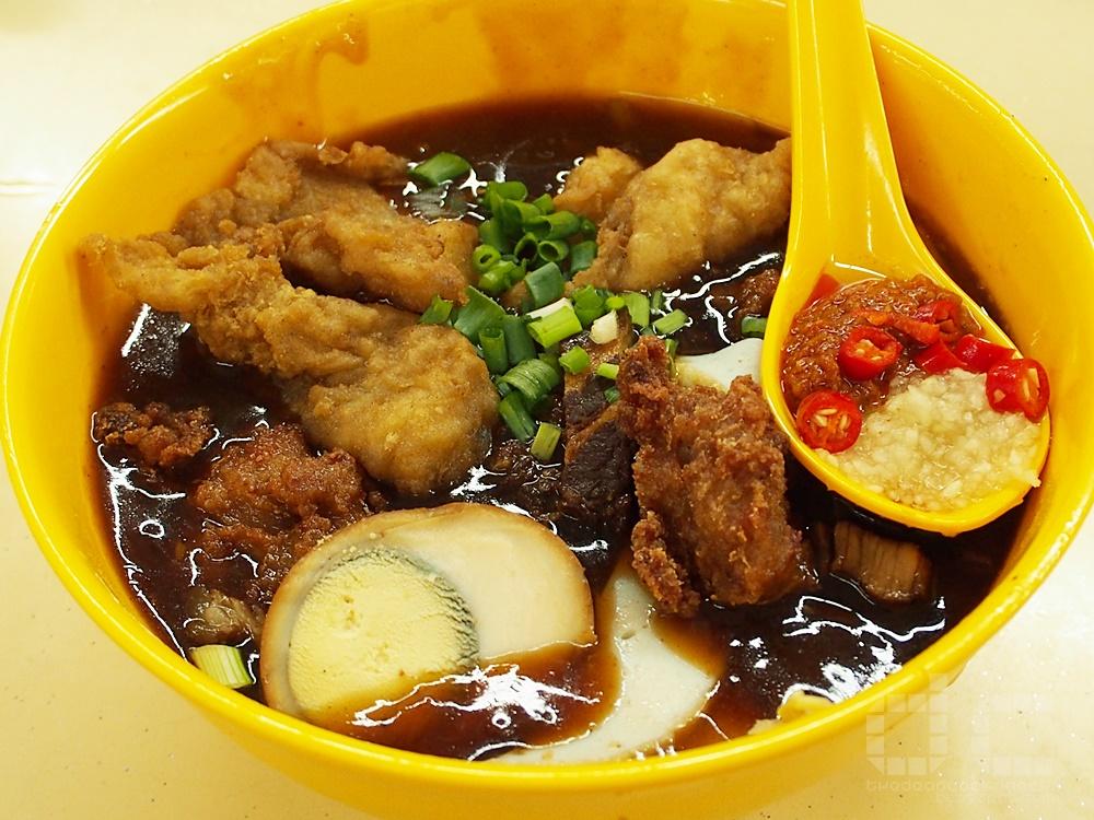 凤珍卤面, feng zhen lor mee, lor mee, singapore, food review, food, review, yew tee, choa chu kang