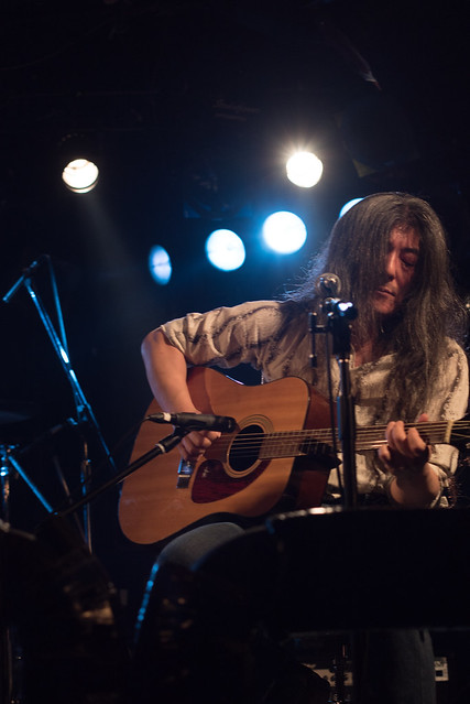 100 FEET live at La.mama, Tokyo, 13 Mar 2017 -00049