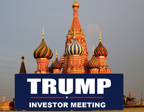Trump Tried to Buy Property in Russia While Running For President
