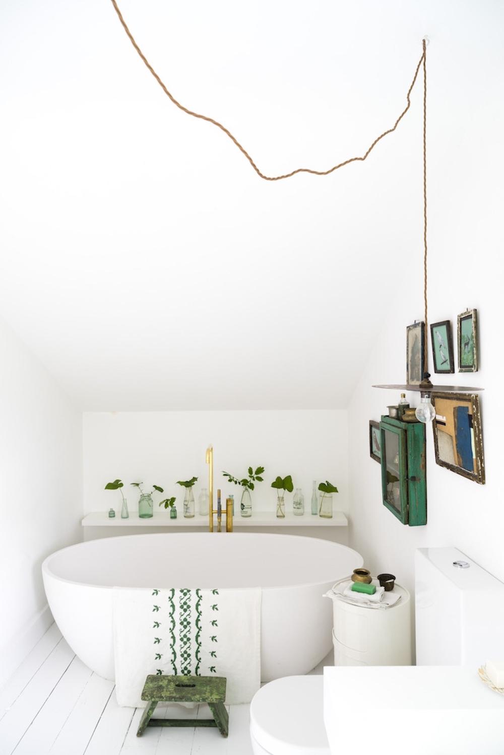 pantone greenery_house