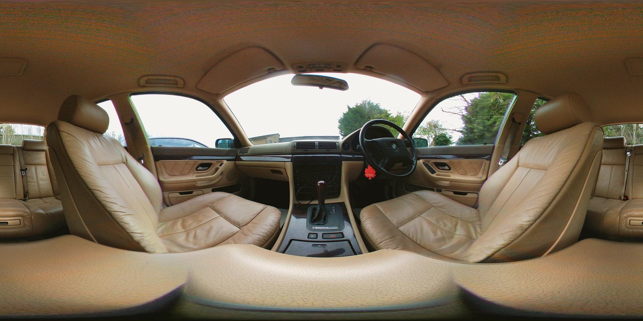 1997/R BMW 728i