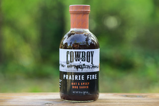 Sauced: Cowboy Prairie Fire & Giveaway