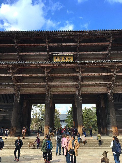 In Nara