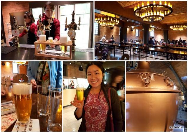 Sapporo Museum beer