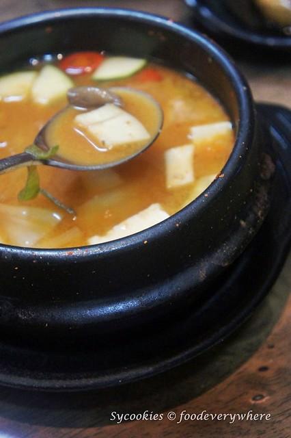11.Apgujeong Korean Restaurnat @ Solaris Mont Kiara