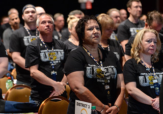 2017 USW International Convention-DAY FOUR