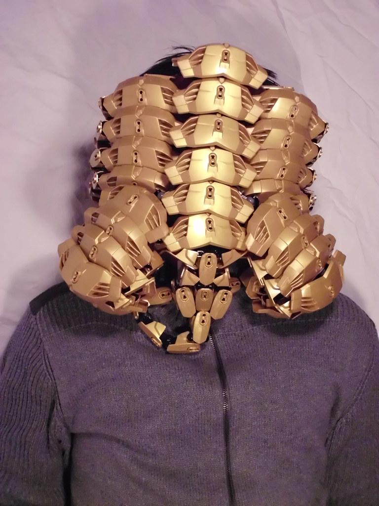 Alien Facehugger Gold 248 Host NorbyZERO 2