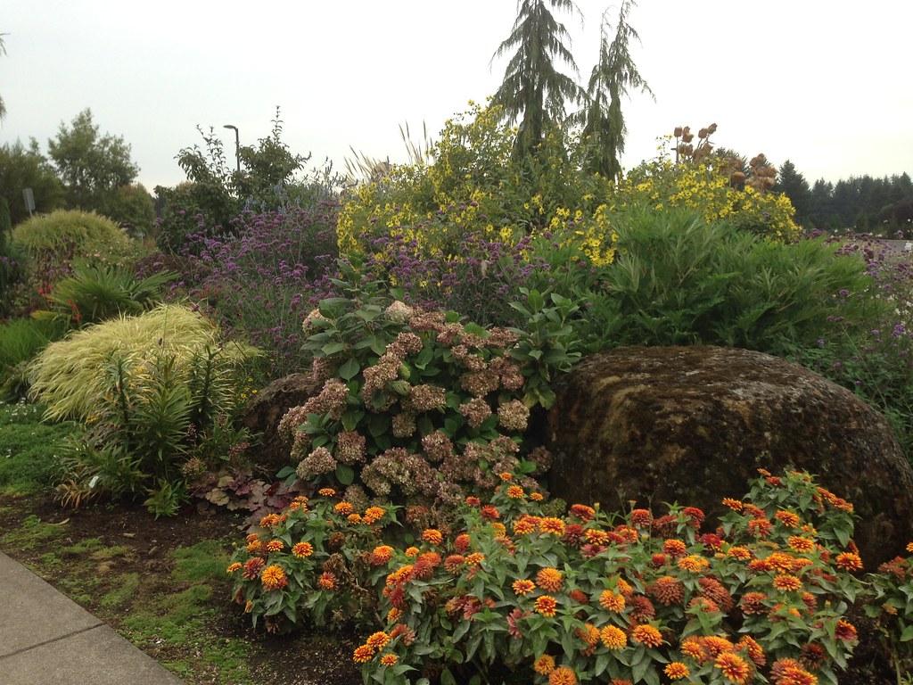 Oregon Garden - Silverton, OR | Kate McMillan | Flickr