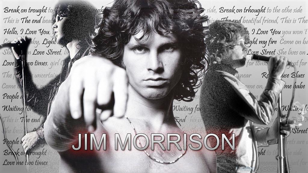 Jim Morrison Frases De Canciones