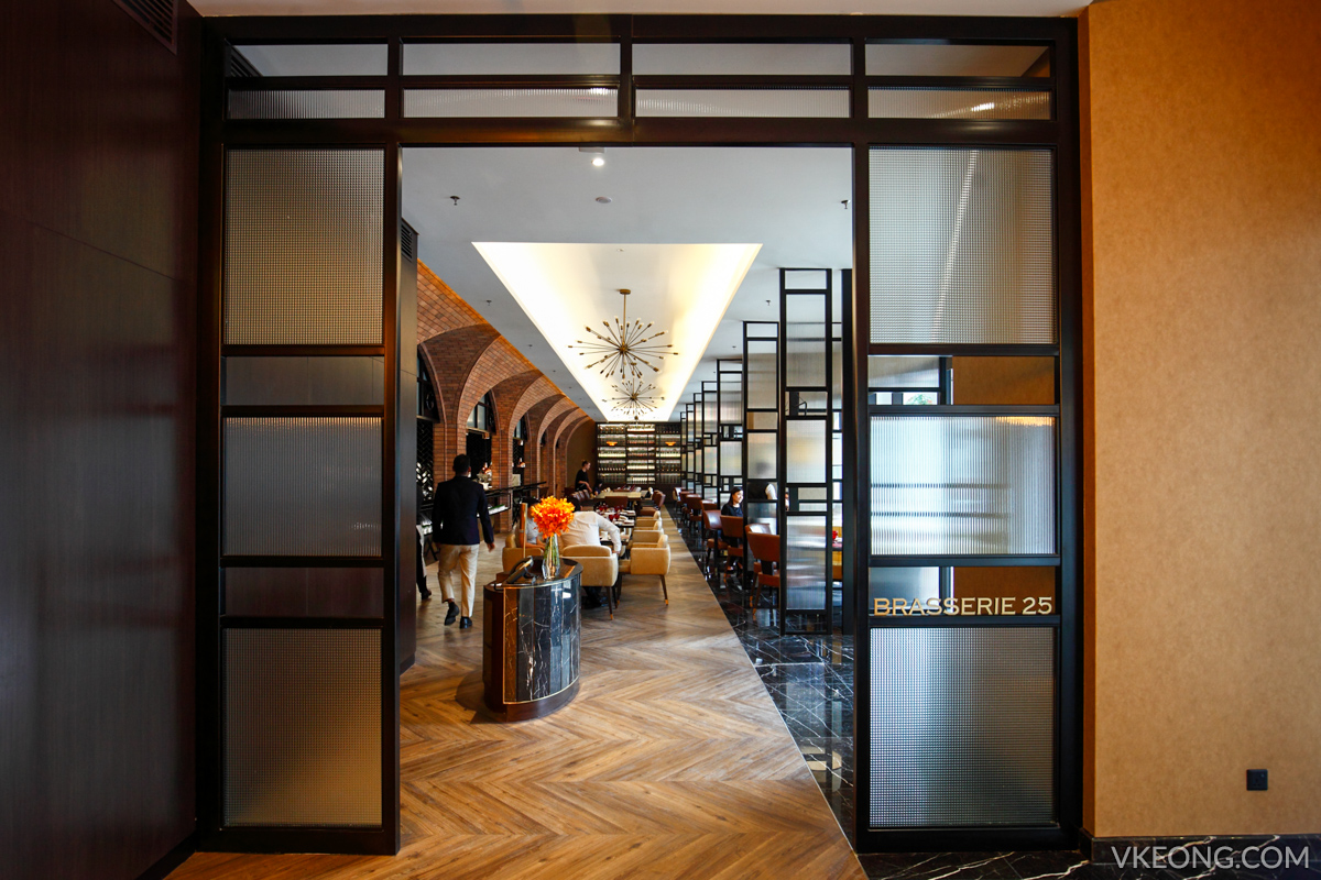 Brasserie 25 Stripes Hotel KL