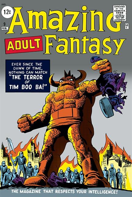 Amazing Fantasy 09