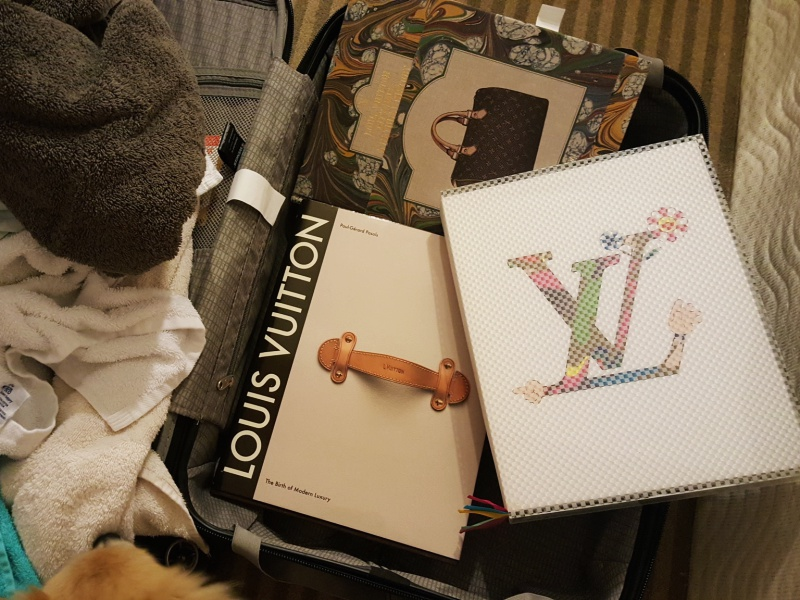 louis vuitton coffee table books