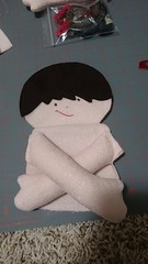 Owie Doll WIP