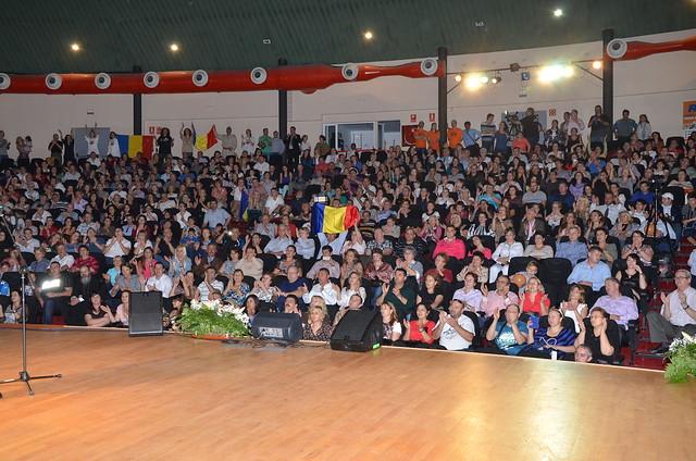 Spectacol aniversar 70 de ani - Junii Sibiului 19 octombrie 2014