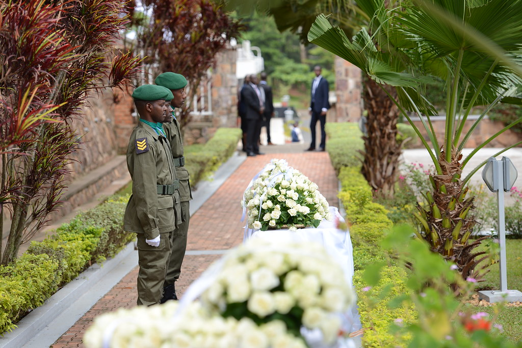 23rd Commemoration of the Genocide against the Tutsi - Kwibuka23 at Kigali Genocide Memorial