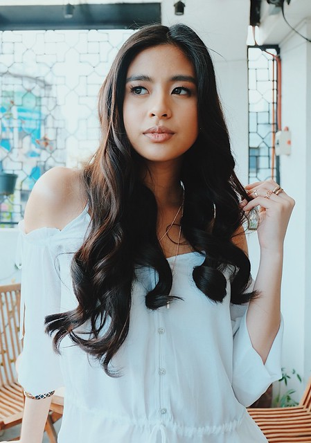 Gabbi Garcia for Pantene and Preview