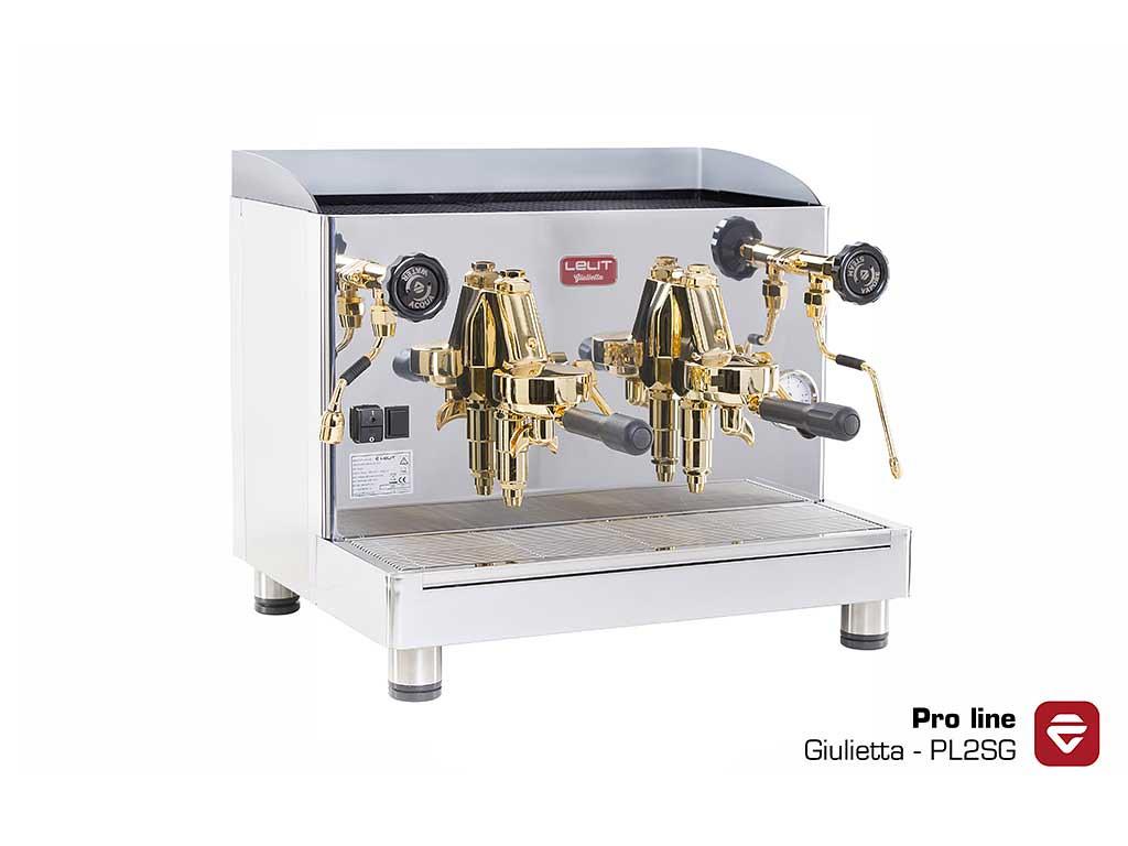 Macchina caff espresso professionale lelit giulietta - Macchina caffe professionale per casa ...