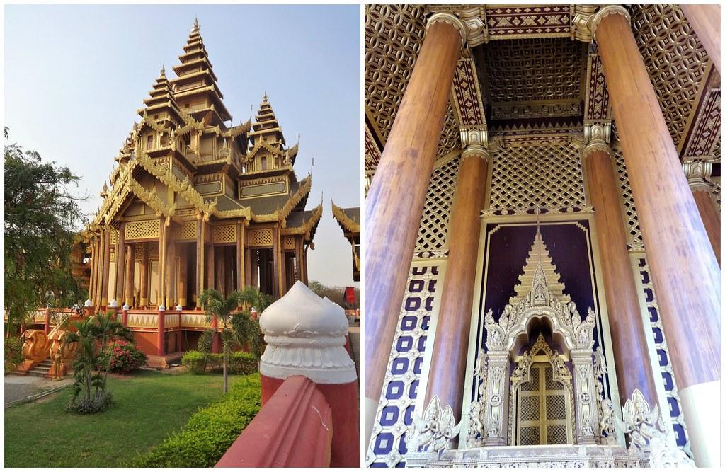 Golden Palace Bagan