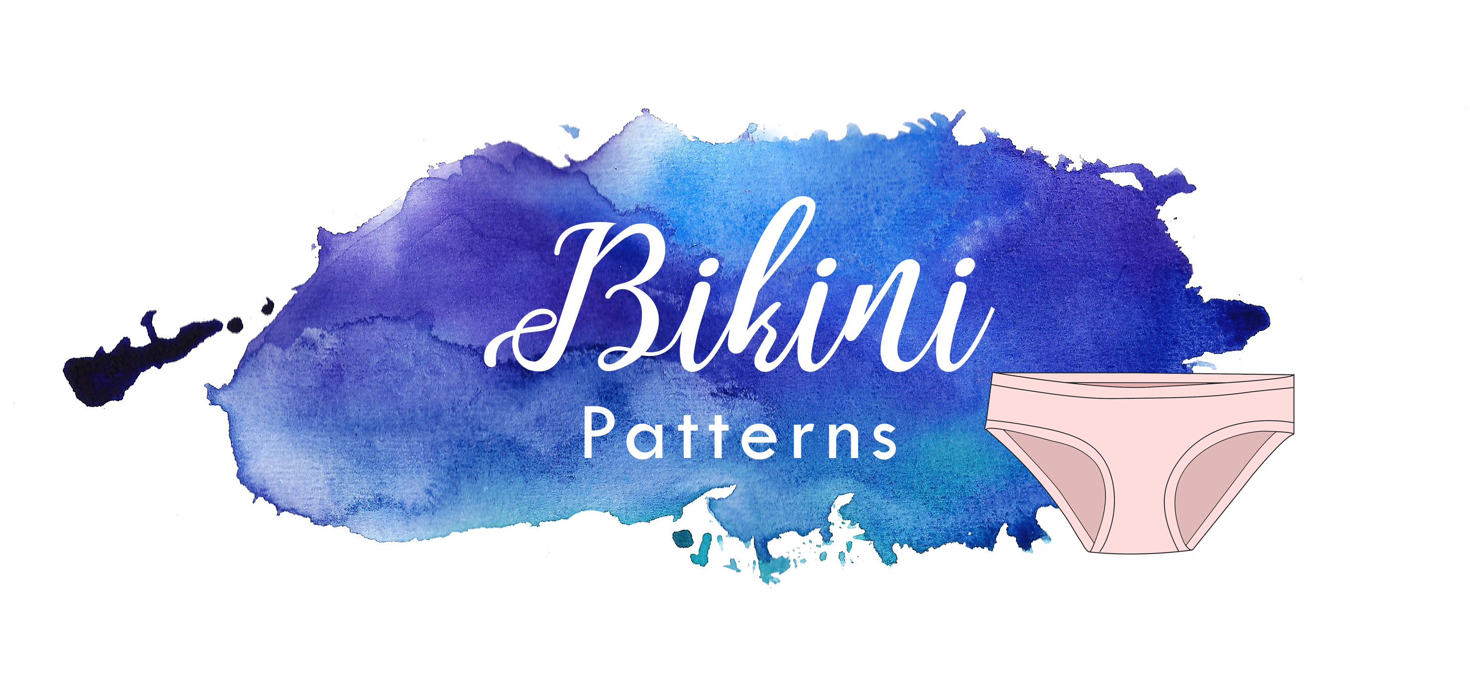 bikini underwear knickers sewing panties patterns