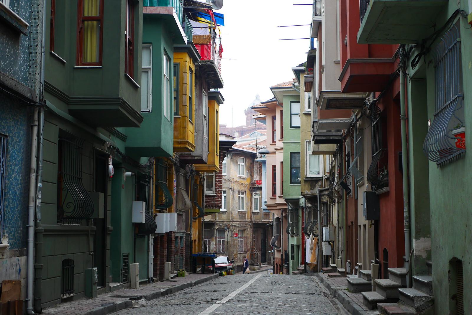 Balat街景