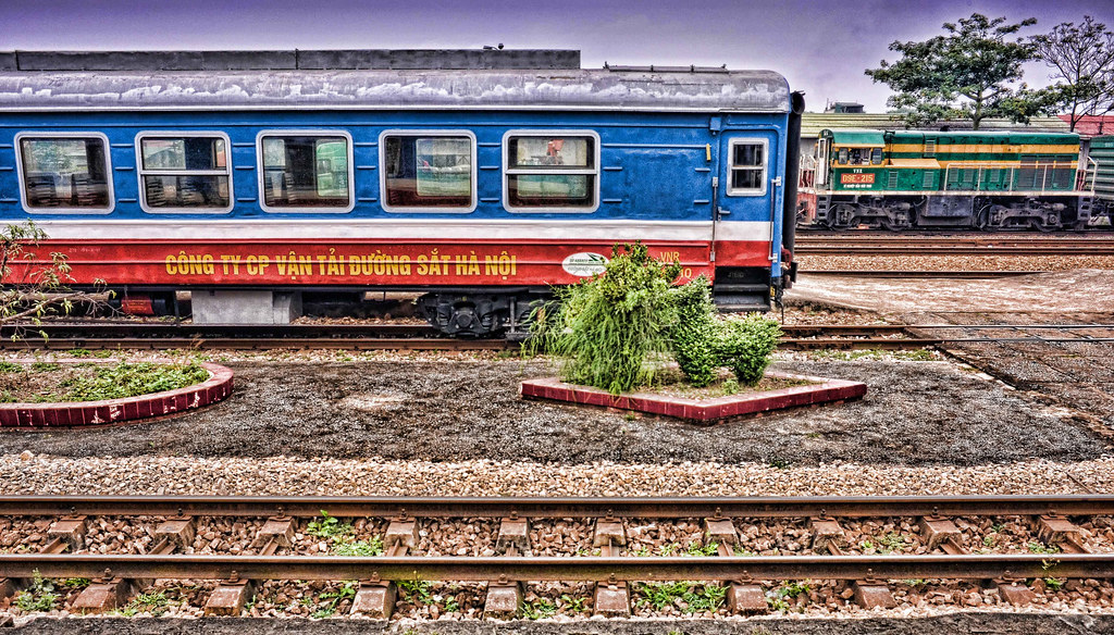 ... The Train Station - by Neville Wootton Photography