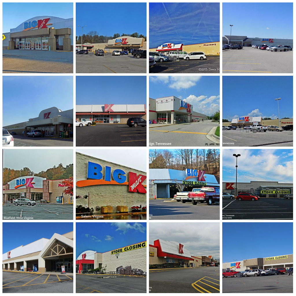 Kmart Collage