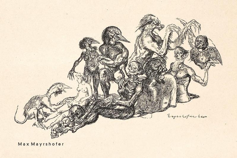 Max Mayrshofer - Untitled, 1931