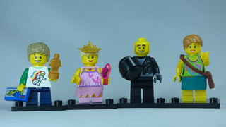 Brick Yourself Bespoke Custom Lego Figure Happy Family | by BrickManDan