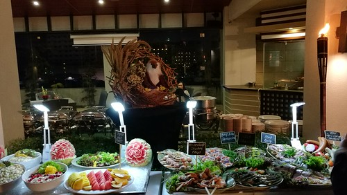 DavaoFoodTripS.com | Fire and Ice BBQ Grill Buffet at Marco Polo Davao Hotel