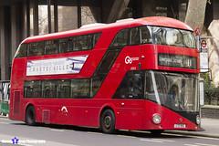 Wrightbus NRM NBFL - LTZ 1512 - LT512 - Liverpool Street 11 - Go Ahead London - London 2017 - Steven Gray - IMG_8254