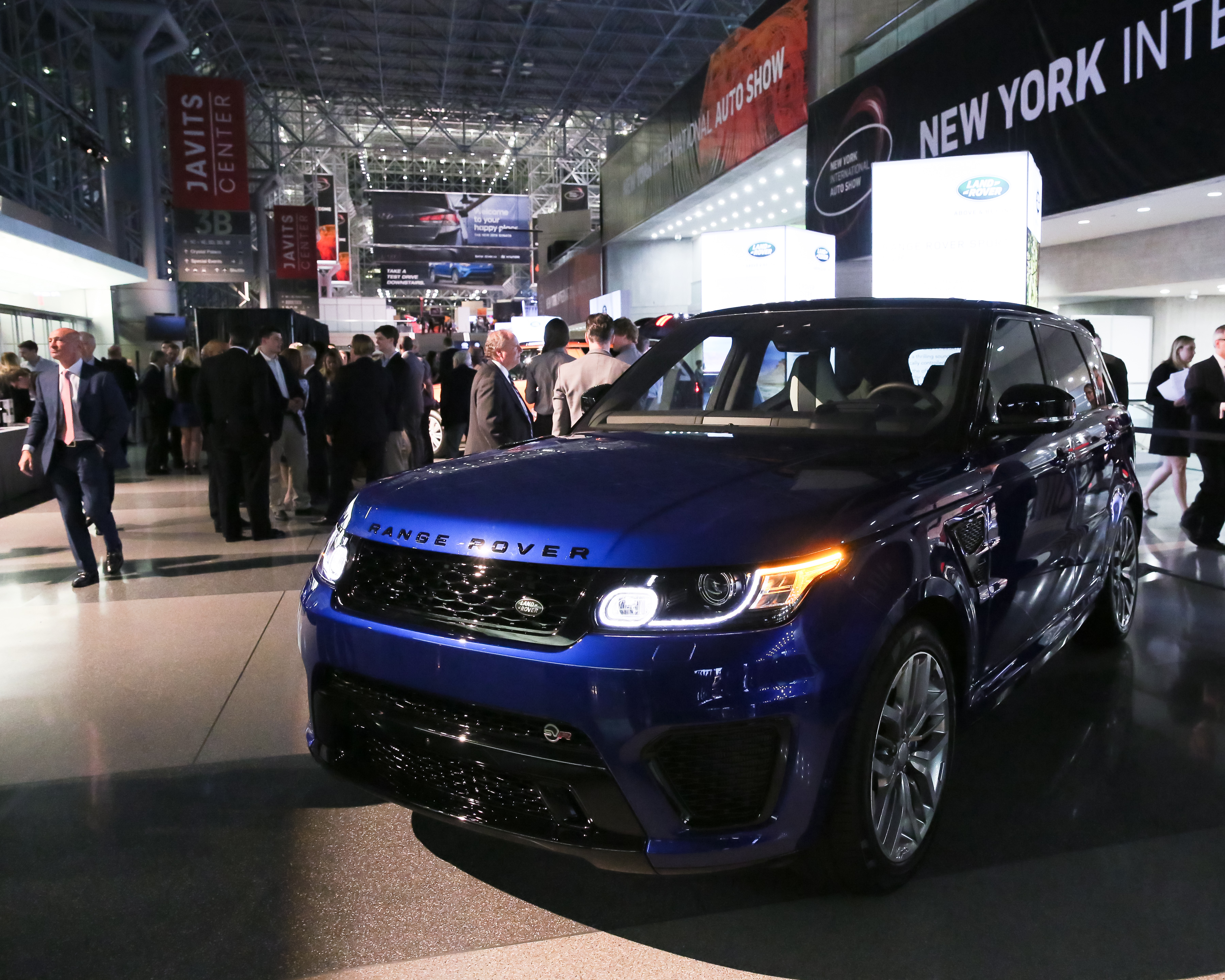 East Side House Settlement Hosts : the 18th Annual Gala Preview of the 2017 New York International Auto Show
