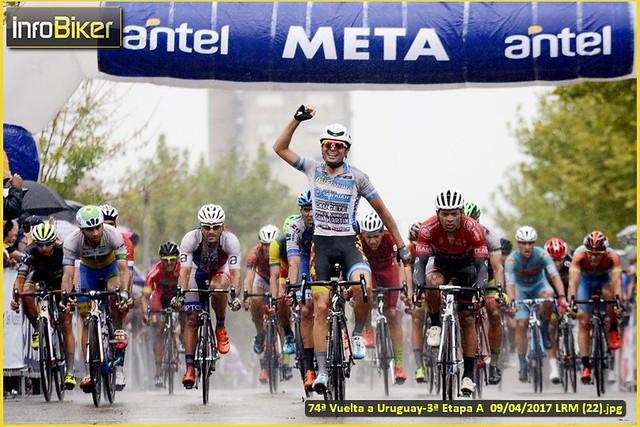 74° Vuelta a Uruguay-3° Etapa A